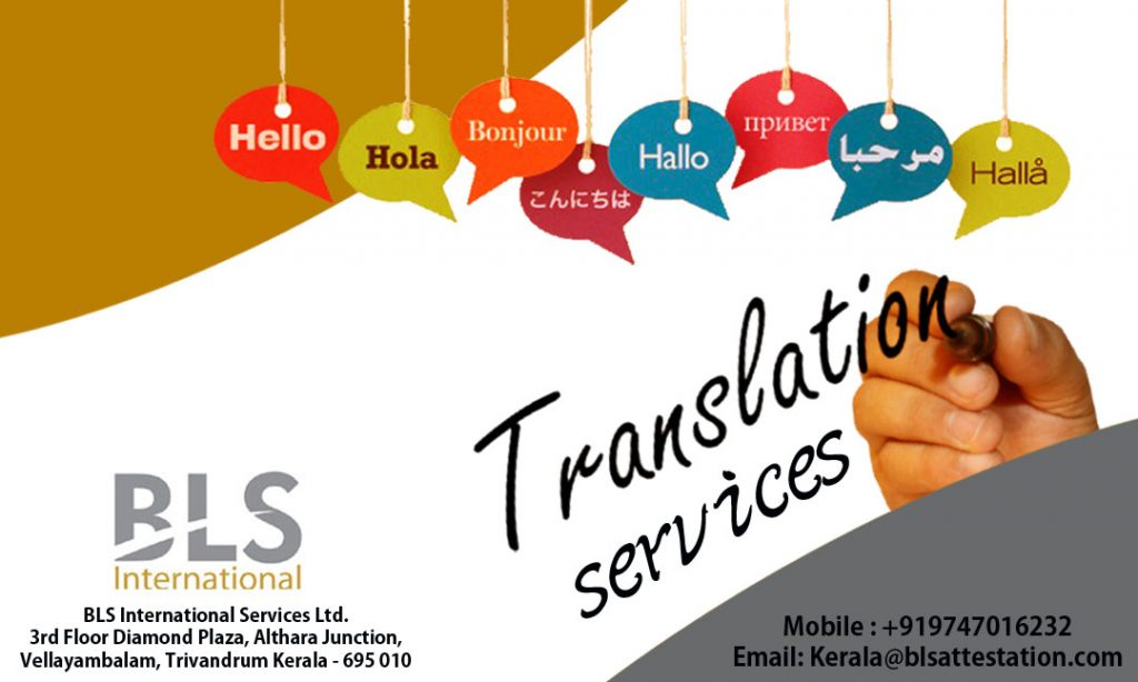 Avail our Professional Translation services in